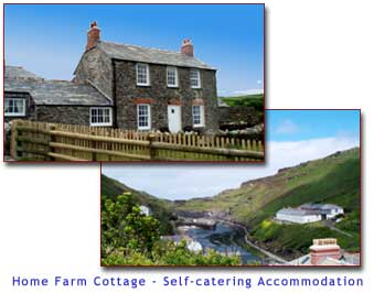 Home Farm Cottage - Self Catering