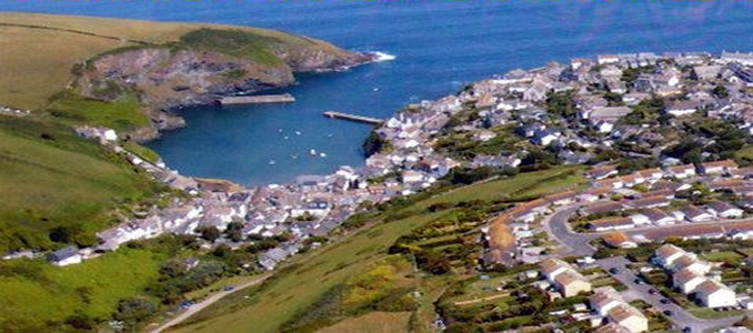 Port Isaac Bed And Breakfast Accommodation