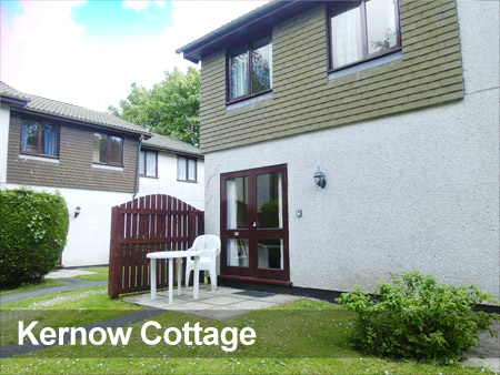 Kernow Cottage - Self catering