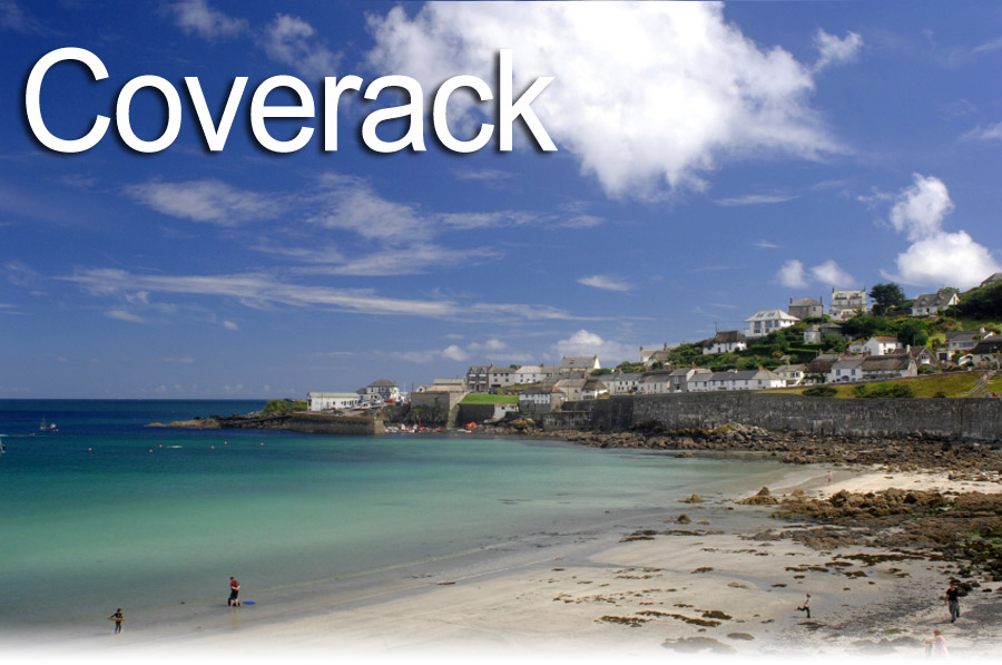 Coverack - West Cornwa...