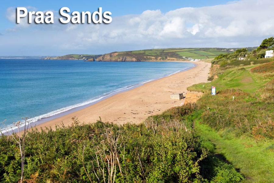 Praa Sands South West Cornwall Holidays In Praa Sands