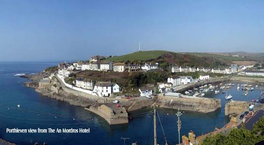 Porthleven South West Cornwall Holidays In