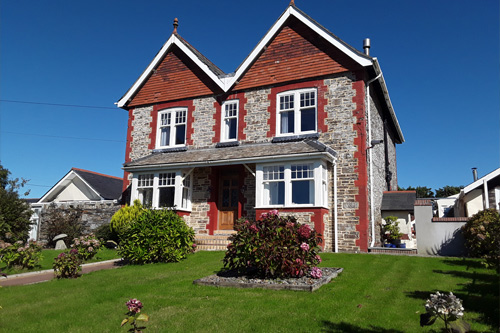 Kings Acre     Camelford     Self catering