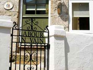 Labour in Vain - Self catering