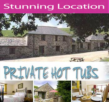 Lanhydrock Farm Cottages - Self Catering