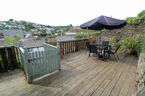 Lantern Cottage     Mevagissey     Self catering