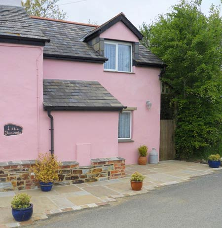 Little Dinnicombe Holiday Cottage - Self Catering