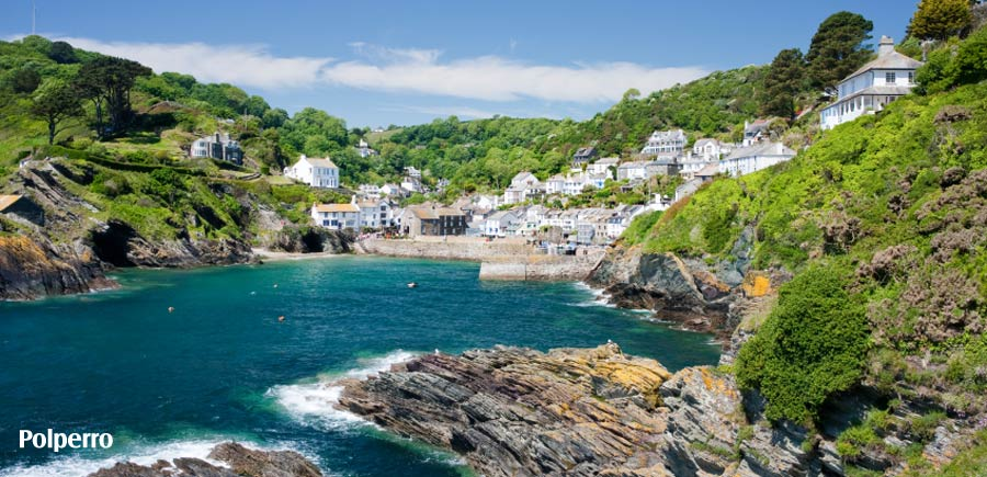 Polperro Holiday Cottages B Amp B Stays Bed And Breakfast