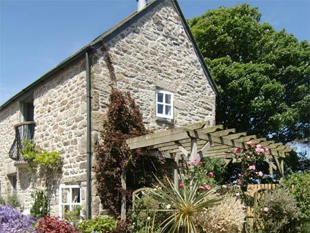 Little Tolmennor Barn - Self catering