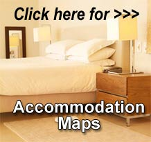 Cornwall Map - Where to Stay . . .