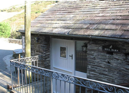 Mill Barn Holiday Cottage     Port Isaac     Self catering