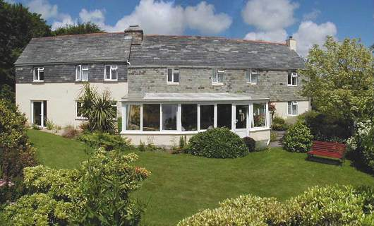 Mount Pleasant Farmhouse & Cottages - Bed & Breakfast + Self Catering