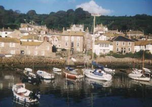 Mousehole Holiday Cottages - Self Catering