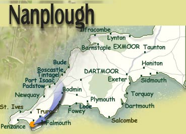 Nanplough Farm Cornish Holiday Cottages Bed And Breakfast Holiday Accommodation On The Lizard