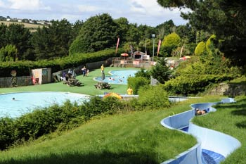 Newquay Holiday Park - Holiday Park + Self Catering Static Caravan + Camping + Touring