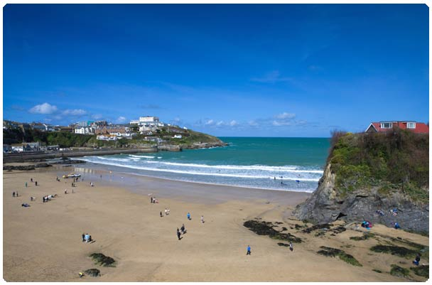 Newquay Attractions Newquay Accommodation Newquay Cornwall Newquay Beaches Surfing