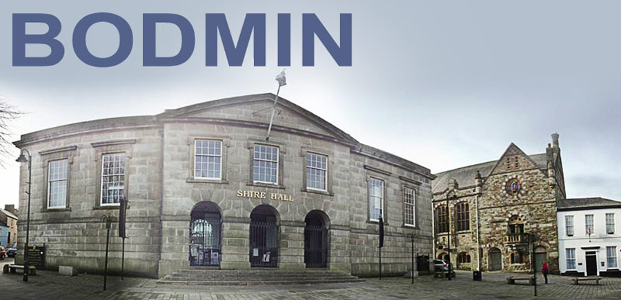 Bodmin Shire Hall and Museum