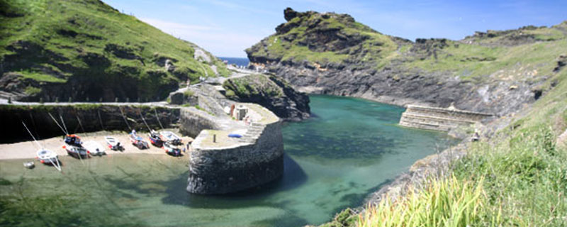Boscastle Self Catering Holidays Old Brambles Holiday