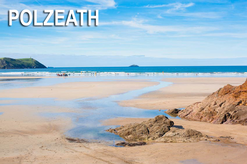 Polzeath North Cornwall Holidays In Polzeath Tourism Guide