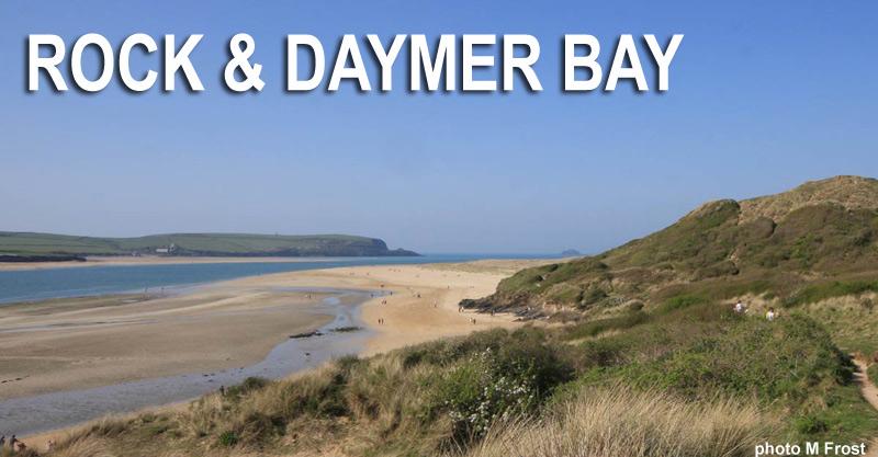 Rock Daymer Bay North Cornwall Holidays In Polzeath