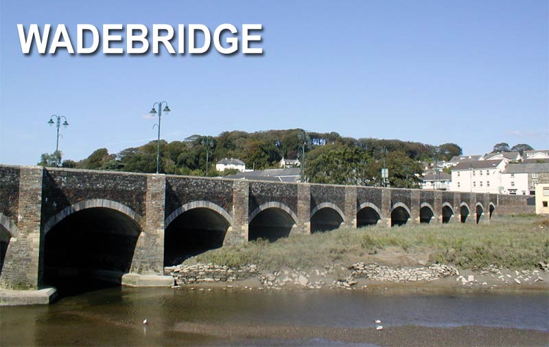 Self Catering in  Wadebridge