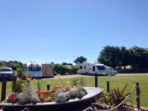 Padstow Touring Park - Camping + Touring