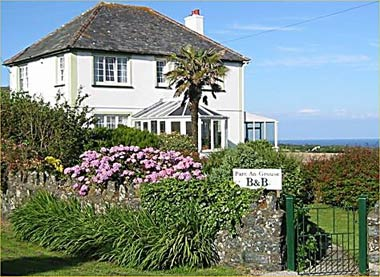 Parc-an-Grouse - Self catering + Bed & Breakfast