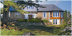 penarvon house helford estuary retired page self catering
