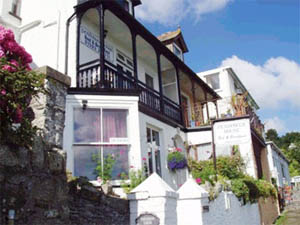 Pendower House     Looe     Bed & Breakfast