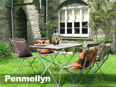 Penmellyn House     St Columb Major, near Newquay     Self catering
