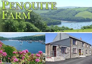 Penquite Farm Holidays - Self Catering