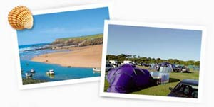 Pentire Haven Holiday Park - Camping + Touring +  Holiday Park + Self catering Static Caravan