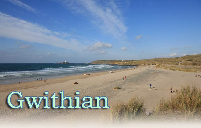Gwithian Towans Holiday Guide