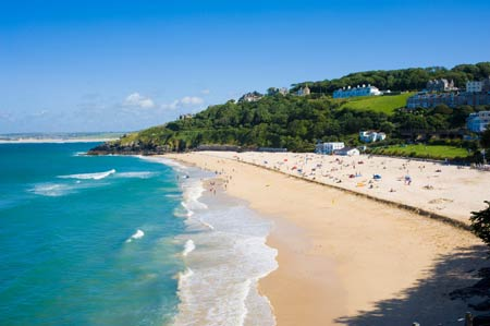 Holidays in St Ives and West Cornwall