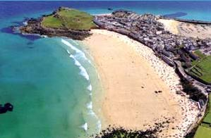 St Ives Cornwall Online Holiday Guide St Ives