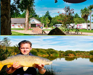 Perran Springs Holiday Park     Goonhavern Nr Newquay     Self Catering Static Caravan + Camping + Touring + Holiday Park
