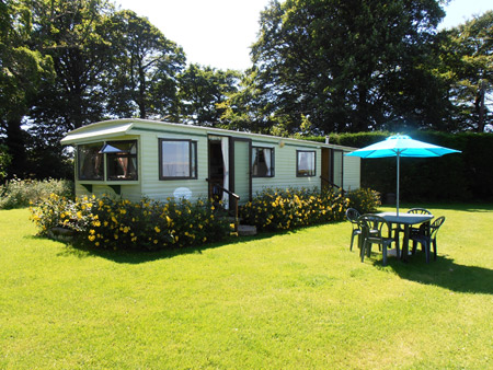 Polgover Holiday Caravan - Self Catering Static Caravan