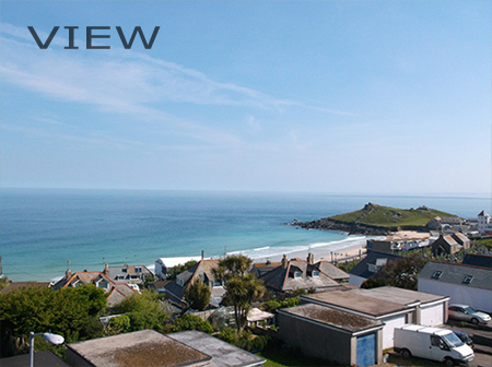 Porthmeor View - Self catering
