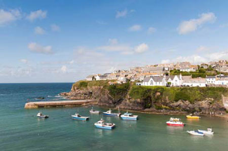 Super Providence Cottage Port Isaac Holiday Cottage With Sea Views Home Interior And Landscaping Oversignezvosmurscom