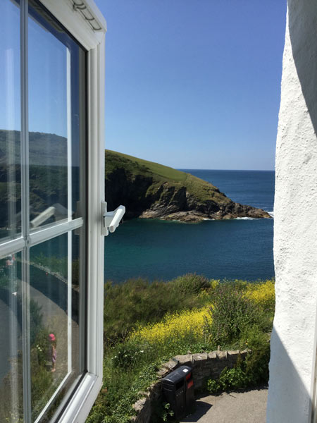Admirable Providence Cottage Port Isaac Holiday Cottage With Sea Views Home Interior And Landscaping Oversignezvosmurscom