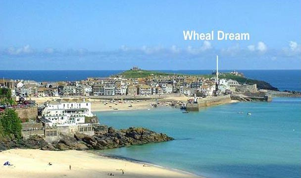 Wheal Dream Cottage Apartment - Self Catering