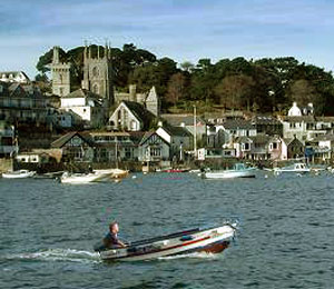 Fowey Cornwall Fowey Holiday Guide