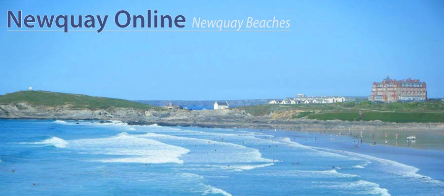 Images of Cornwall Beaches Newquay in Cornwall Beaches