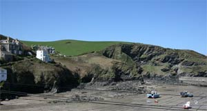 Rockpools     Port Isaac     Self Catering