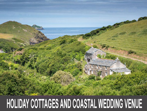 Roscarrock     Port Isaac     Self Catering