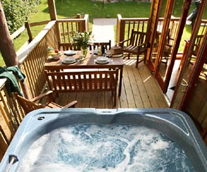 Rosehill Holiday Lodges - Eco friendly Holidays - Self Catering