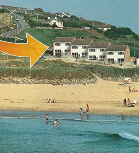 1 & 2 Sandy Court     Mawgan Porth     Self Catering