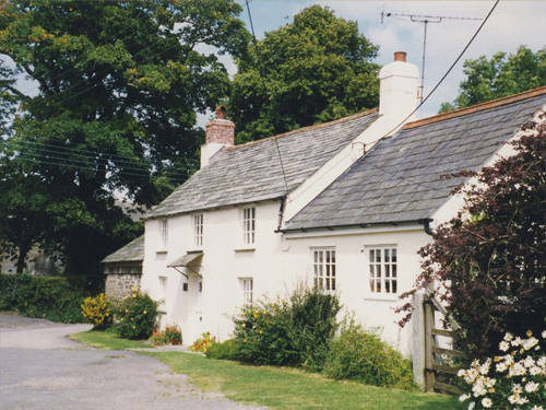 School View  Holiday Cottage     St Tudy     Self catering