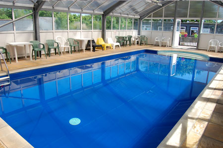 Kennack sands holiday caravans lodges seaview holiday - Holiday lodges with swimming pools ...