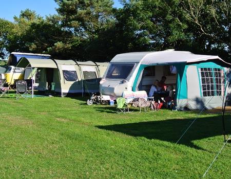 Secret Garden Caravan & Camping Park - Camping + Touring